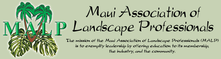 Maui Association of Landscape Professionals